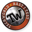 Techworld Bäst I Test Award logo