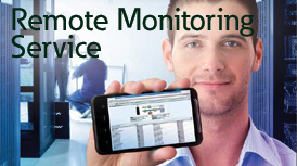 Remote Monitoring Service